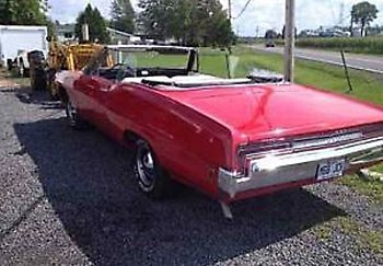 1968 Pontiac Parisienne for sale 100792316
